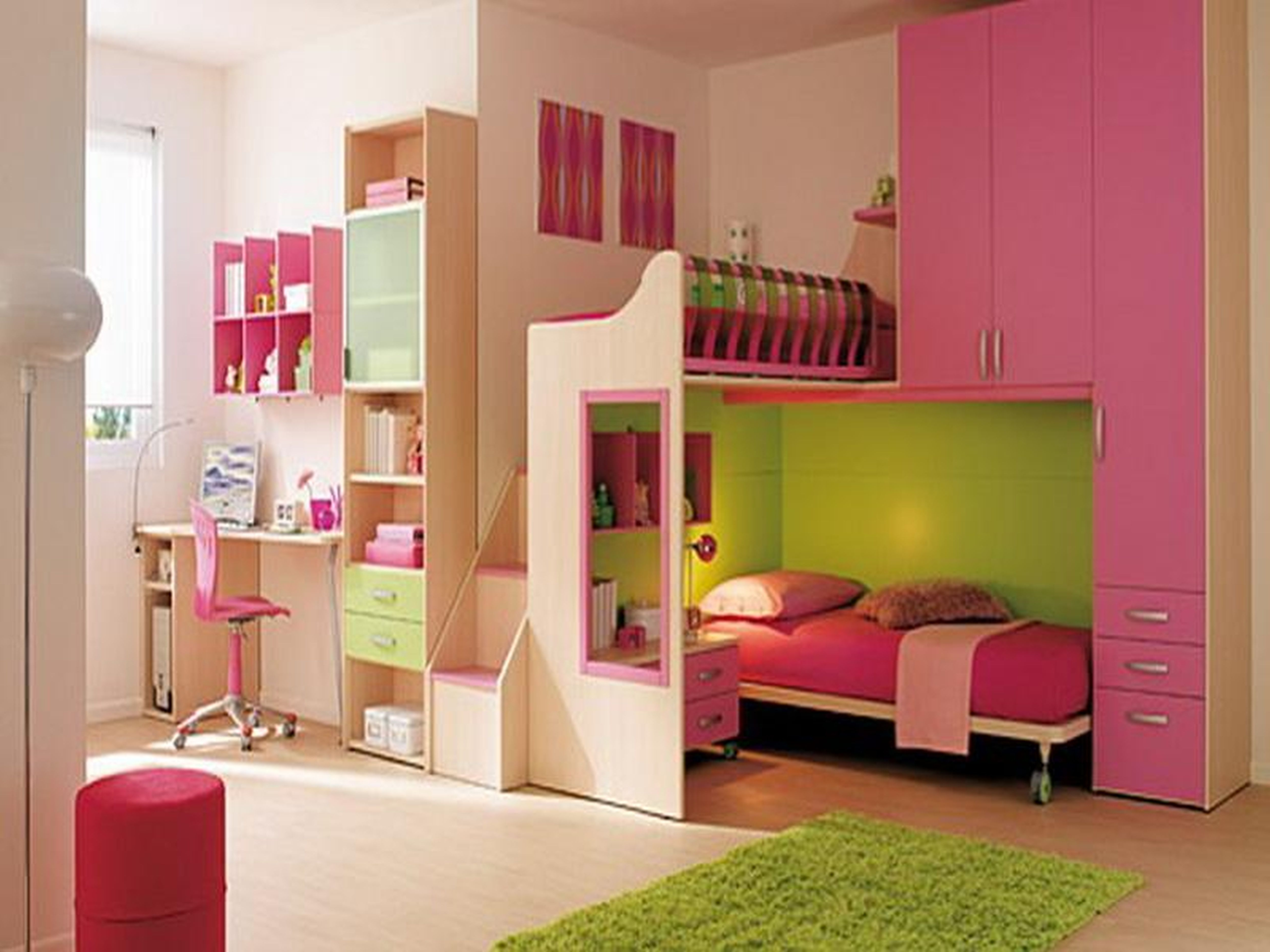 Remarkable Kid Girl Room Decorating Ideas Kids Room Home with regard to kids room ideas for girls with regard to Aspiration - Design Decor
